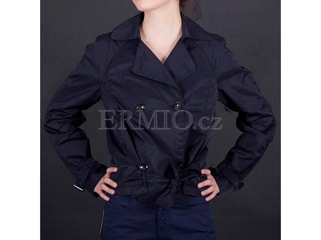 Moderní bunda Armani modrá