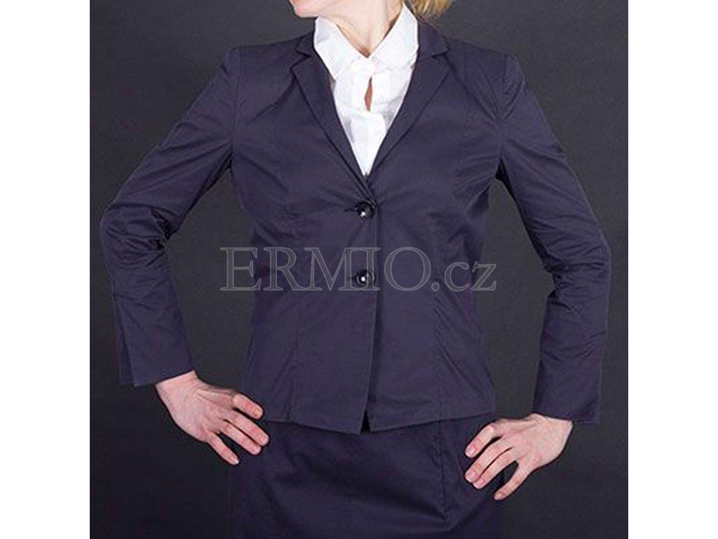 Elegantní sako Armani modré