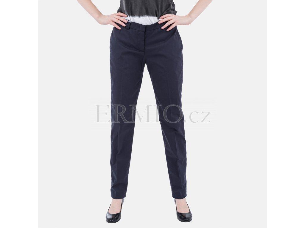 Luxusní dámské kalhoty Armani Jeans modré