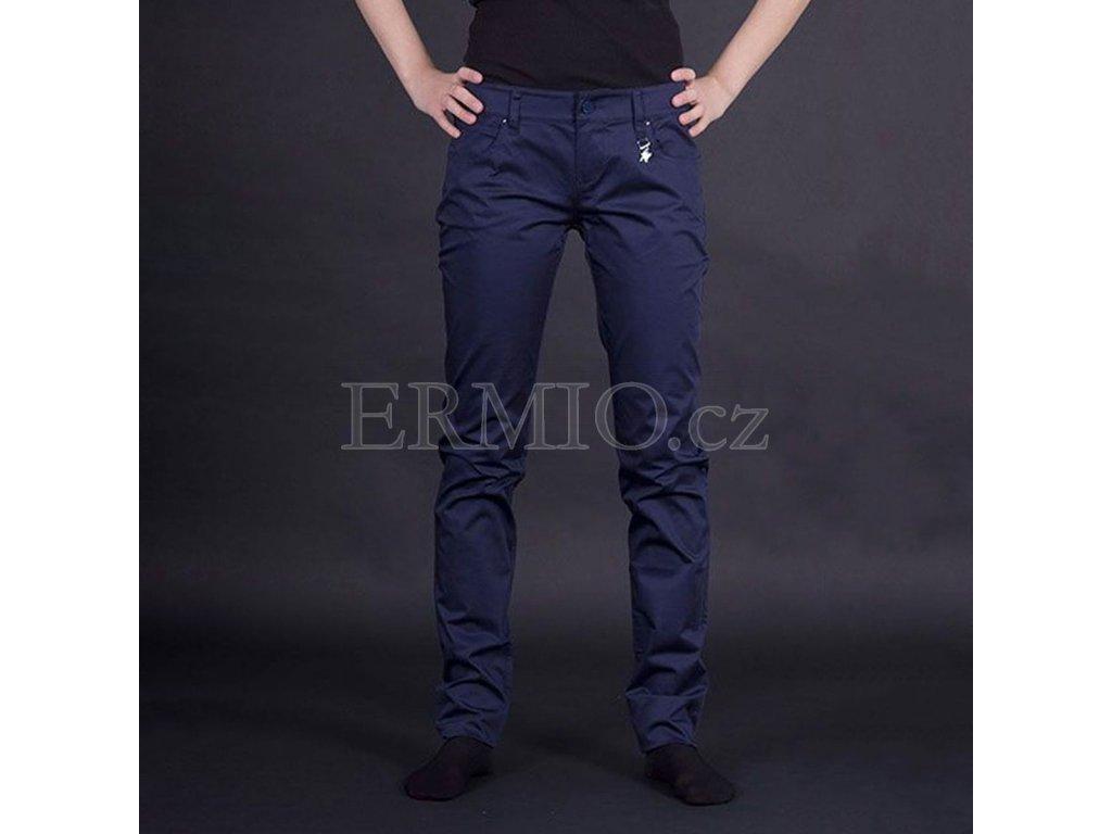 Nádherné dámské jeany Armani Jeans modré