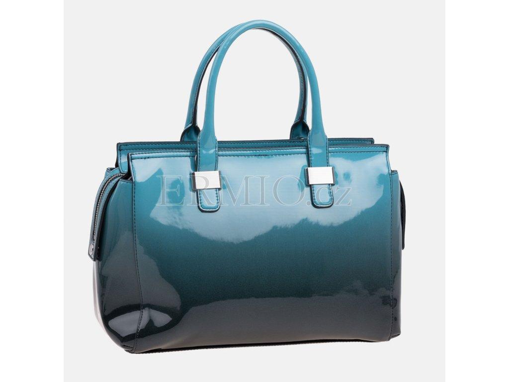 Luxusní Dámská modrá kabelka Armani Jeans v e-shopu   Ermio Fashion 2f76bd92f75