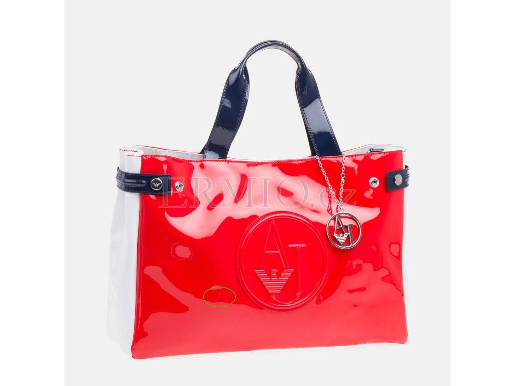 Luxusní Dámská barevná kabelka Armani Jeans v e-shopu   Ermio Fashion f153e40c10
