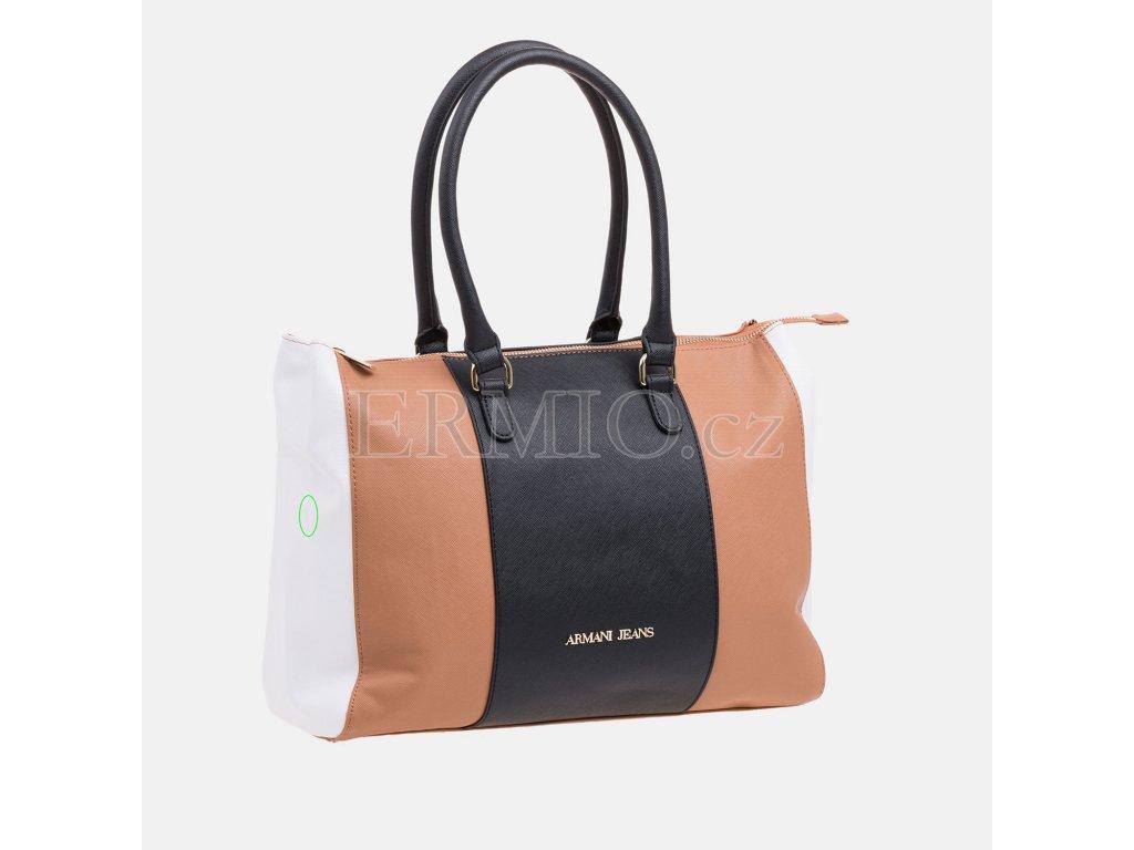 Luxusní Dámská barevná kabelka Armani Jeans v e-shopu   Ermio Fashion 6efef21141c