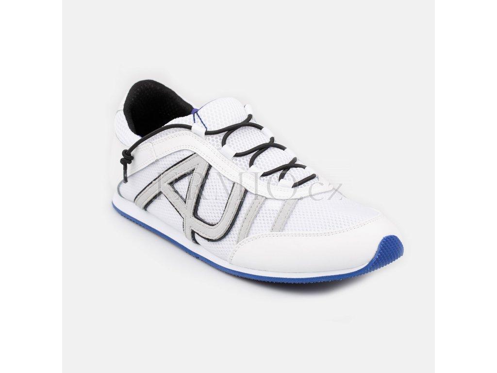 Pánské tenisky Armani Jeans bílé