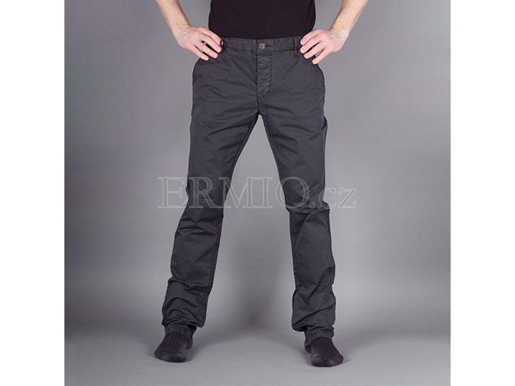 d7bd617efc1 Luxusní Značkové pánské kalhoty Armani Jeans modré v e-shopu   Ermio ...