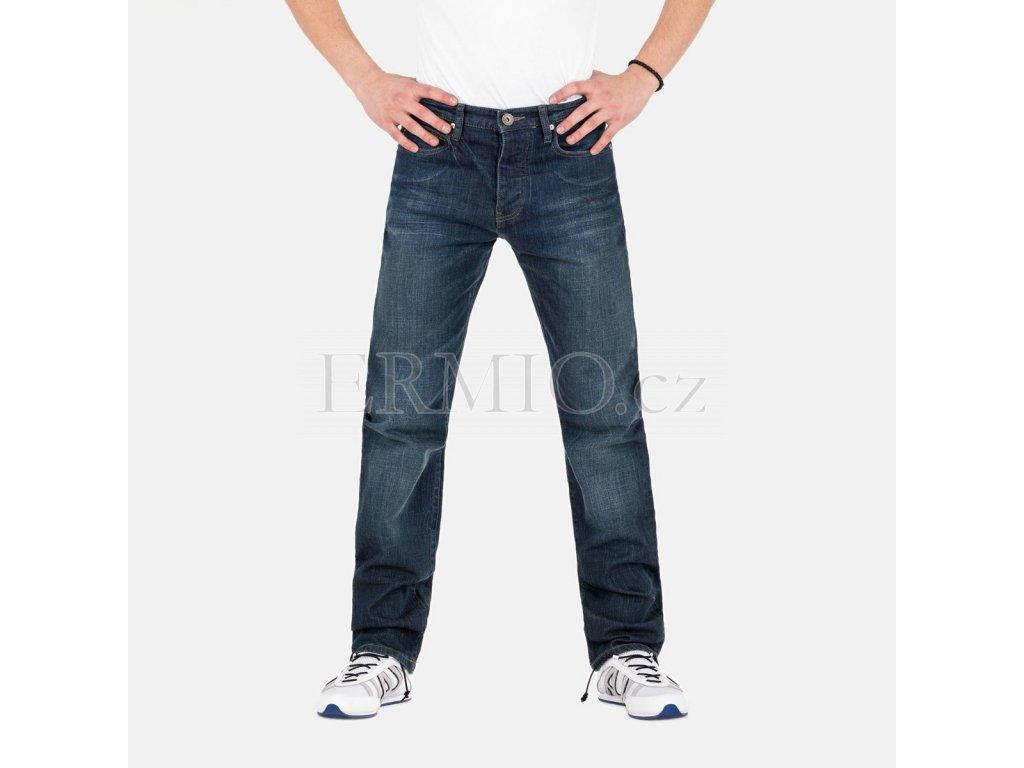 6c6faab0320 Luxusní Pánské modré rifle Armani Jeans v e-shopu   Ermio Fashion