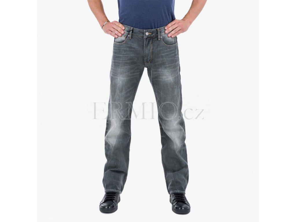 b371284a7c9 Luxusní Šedé pánské džíny Armani Jeans v e-shopu   Ermio Fashion
