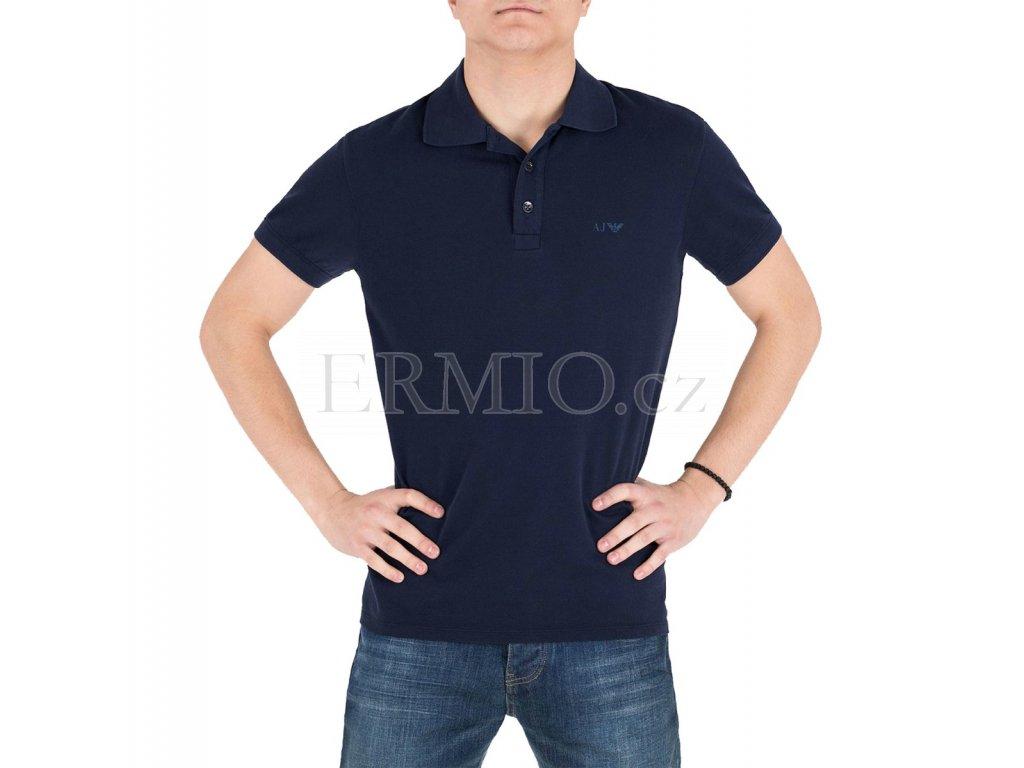 Inkoustové polo tričko Armani Jeans