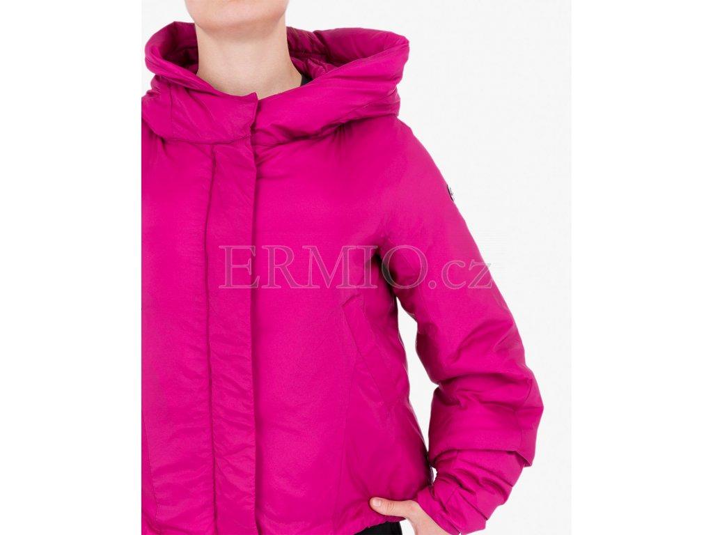 Luxusní Růžová bunda Armani Jeans v e-shopu   Ermio Fashion 8330c3f755