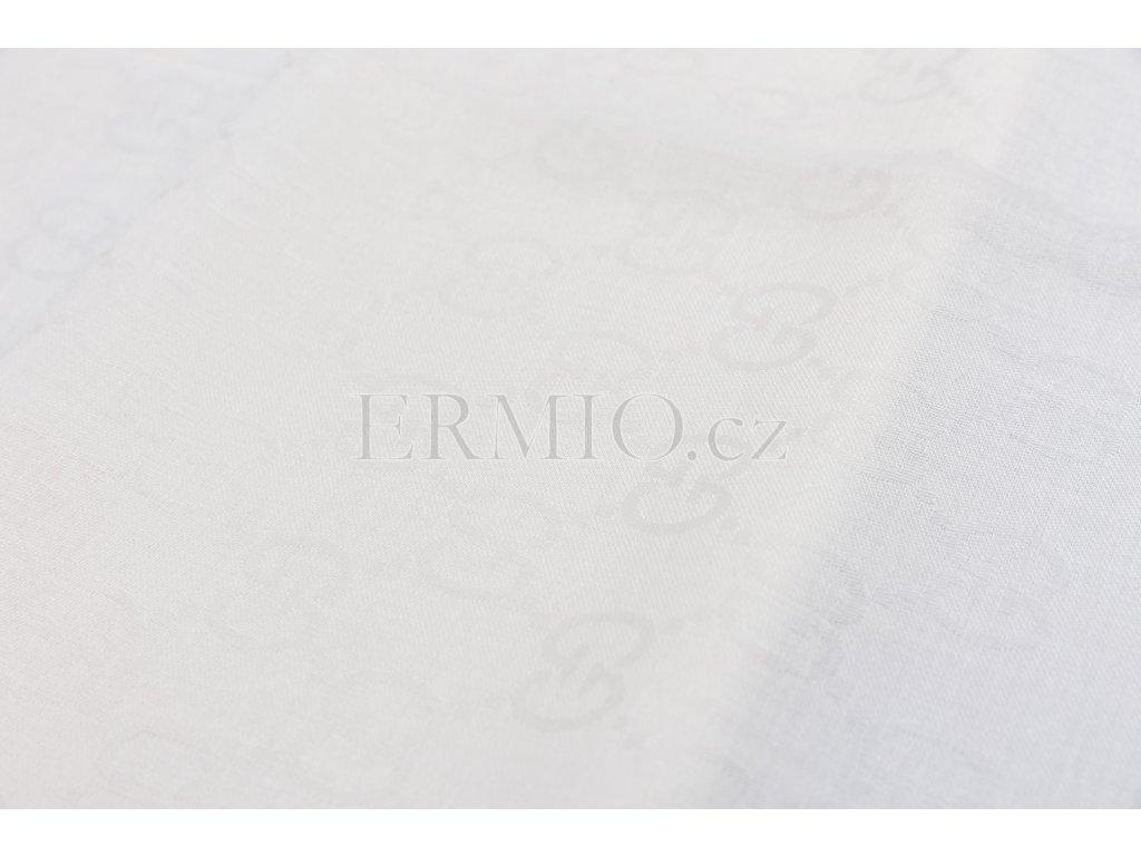 2e3d1f704f6 Luxusní Krémová šála GUCCI v e-shopu   Ermio Fashion