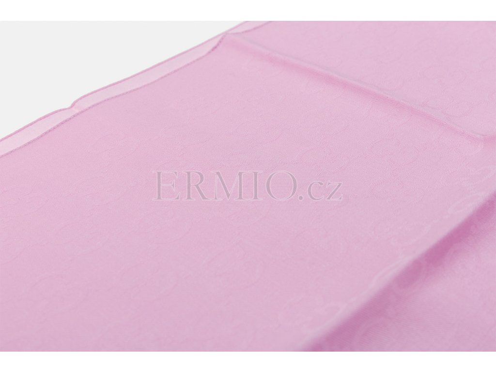 37a54b3973b Luxusní Růžová šála GUCCI v e-shopu   Ermio Fashion