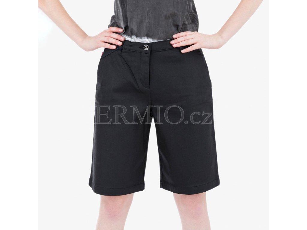 Luxusní Černé šortky Armani Jeans v e-shopu   Ermio Fashion 9e1c872e72