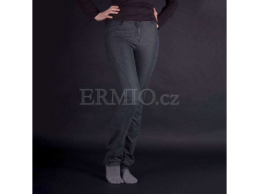 e2fca71dfd8 Luxusní Luxusní Džíny Giorgio Armani šedé v e-shopu   Ermio Fashion