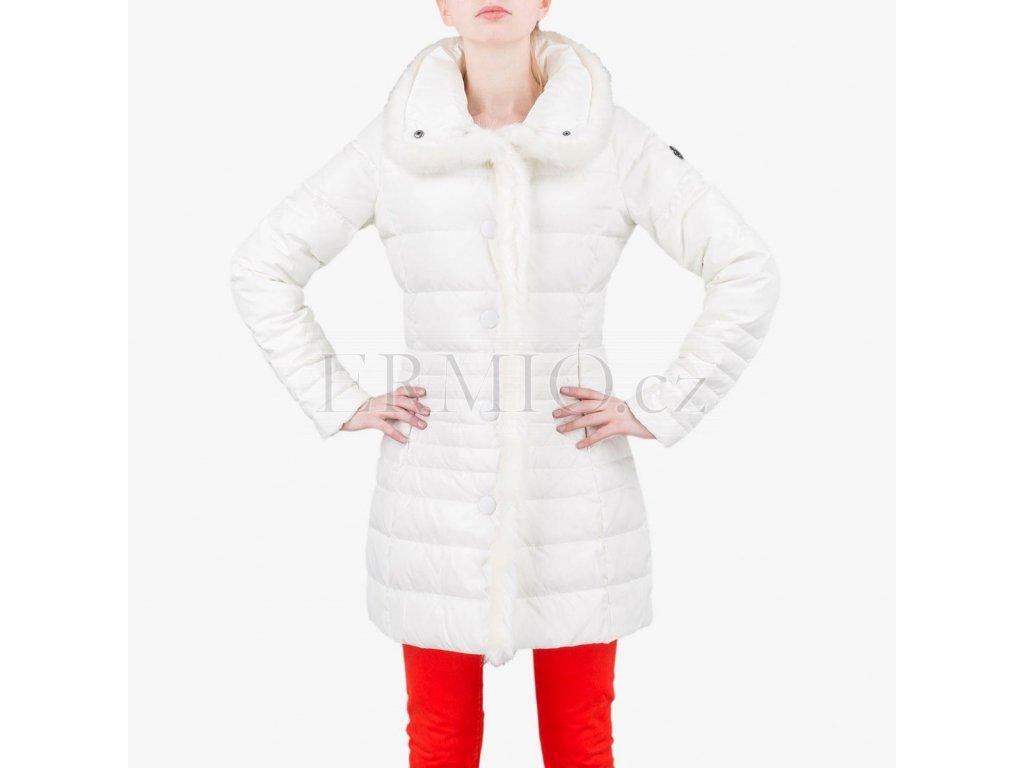 b3ce719e4489 Dámské značkové luxusní zimní bundy Armani