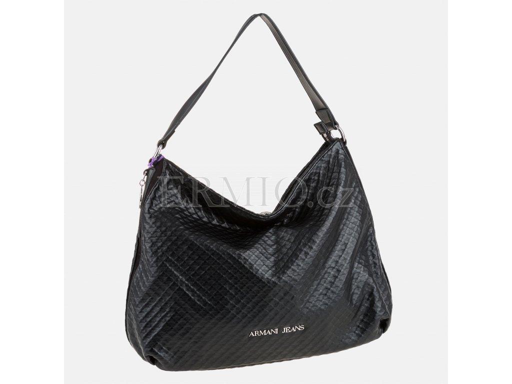 Luxusní Černá kabelka Armani Jeans v e-shopu   Ermio Fashion 698d164f266