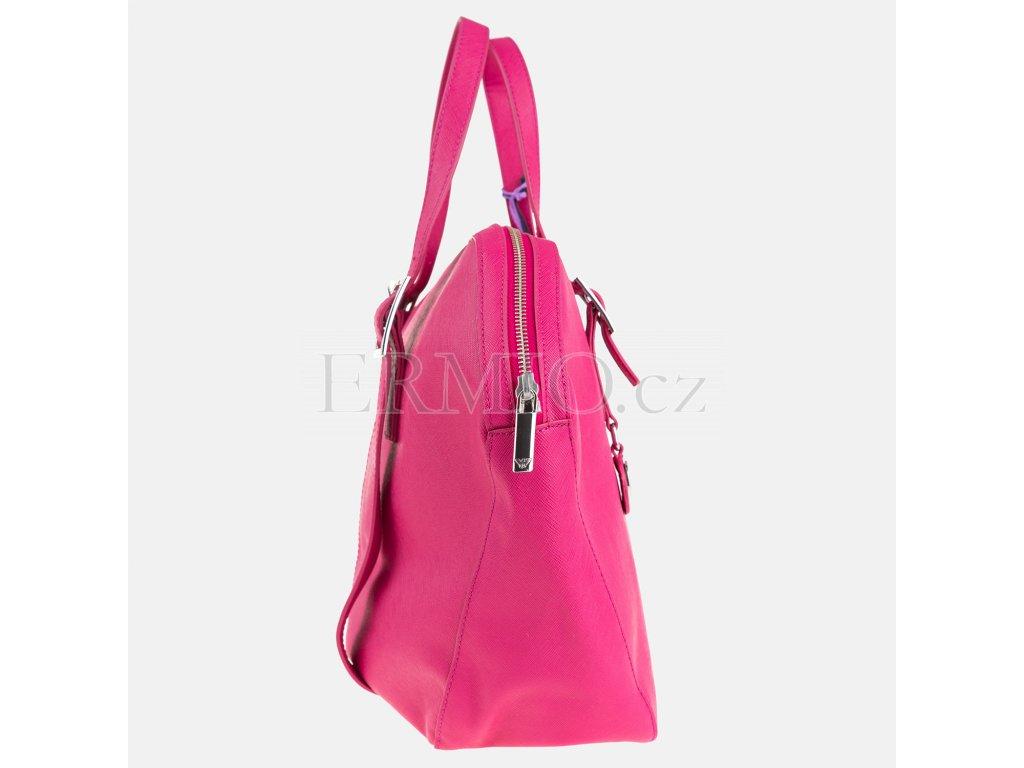 8619aebc22 Luxusní Růžová kabelka Armani Jeans v e-shopu   Ermio Fashion