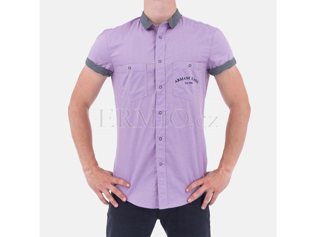 Letní pánská košile Armani