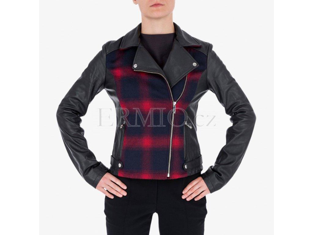 Černá bunda Armani Jeans