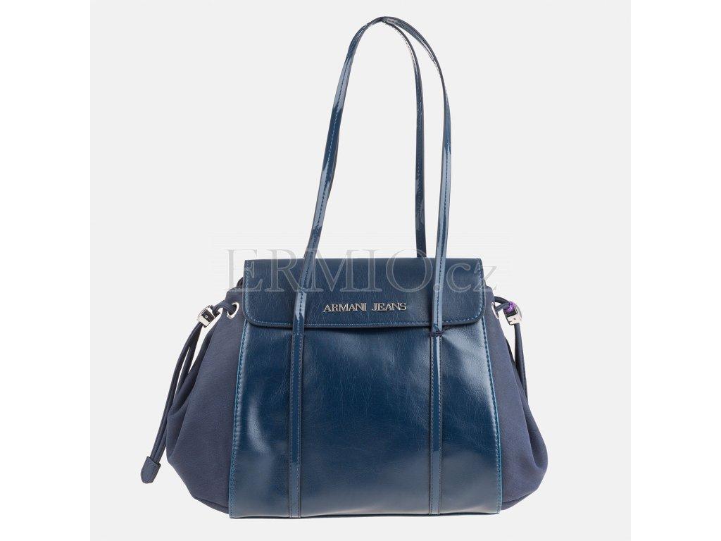 bdcbfb14de Luxusní Modrá kabelka Armani Jeans v e-shopu   Ermio Fashion