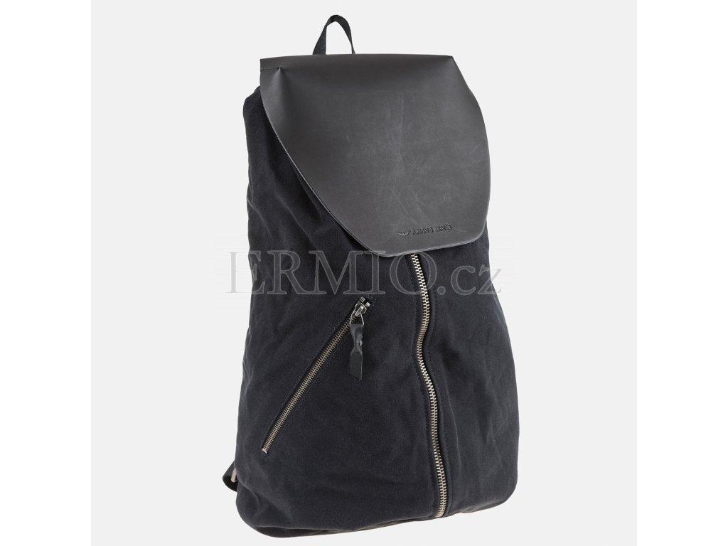 Černý batoh Armani Jeans
