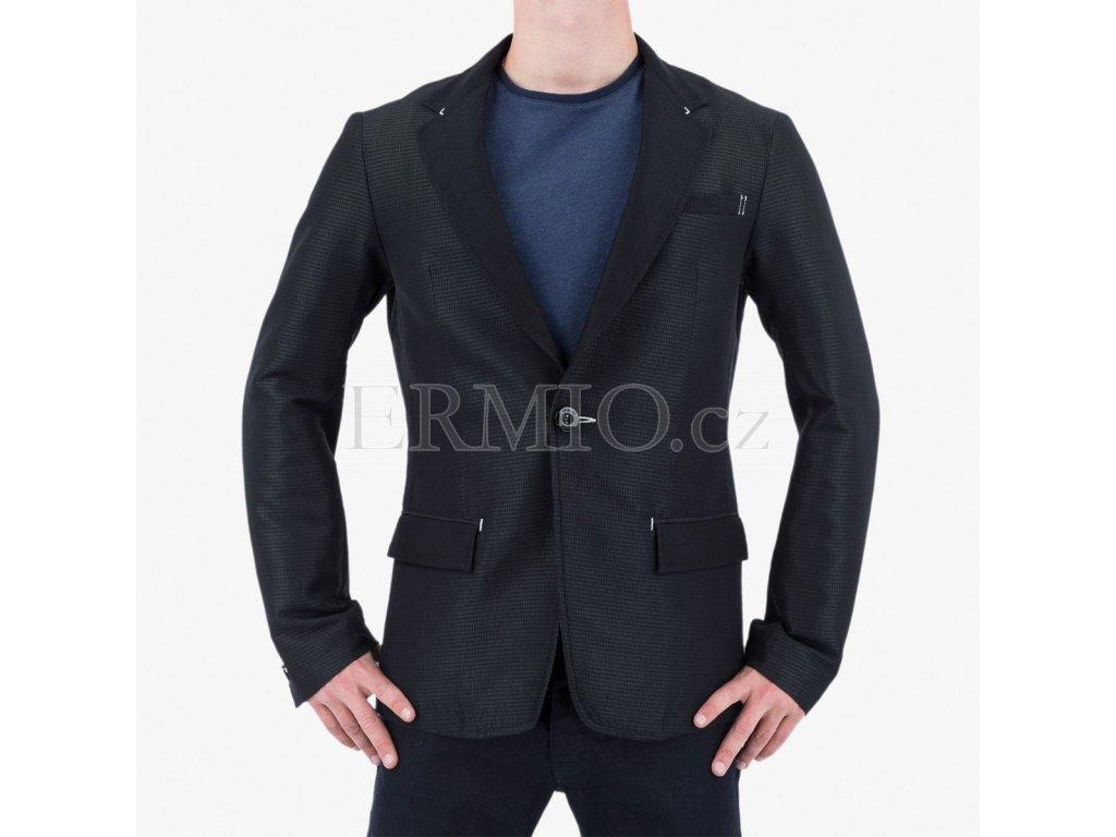 Černé sako Armani Jeans