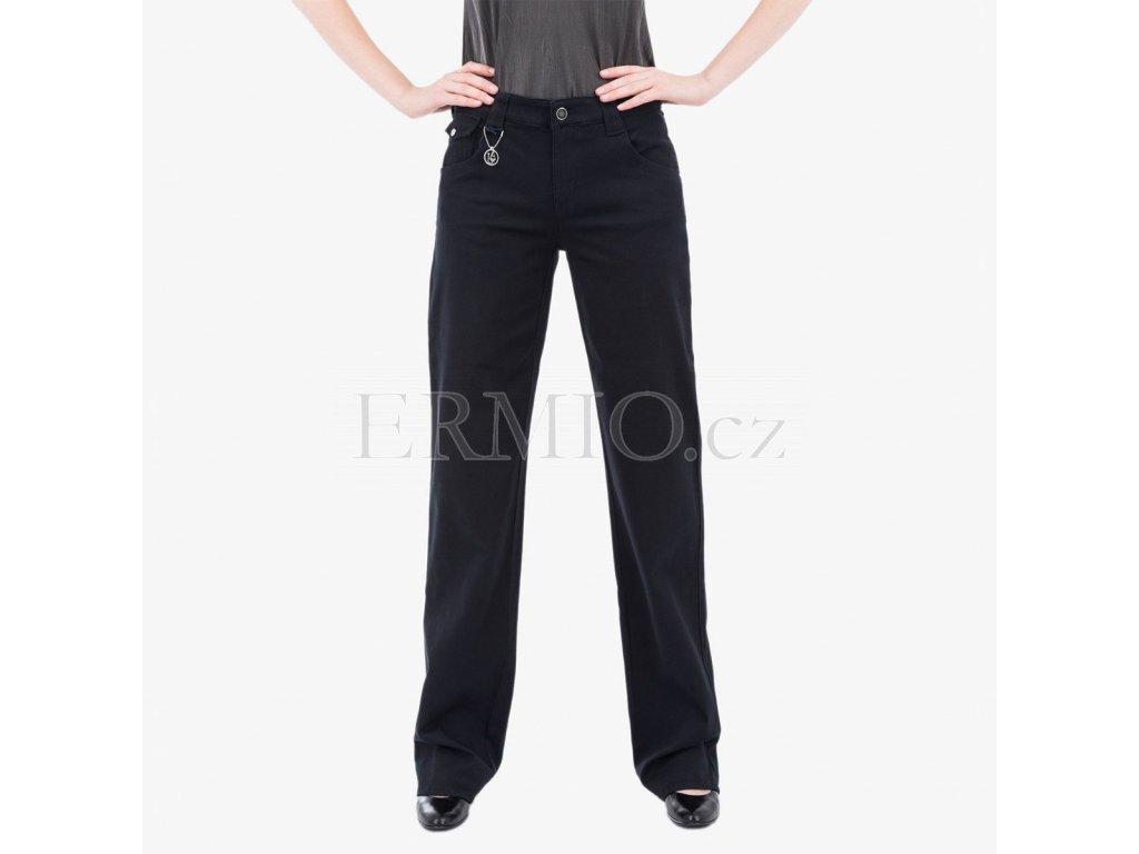 Tmavě modré džíny Armani Jeans