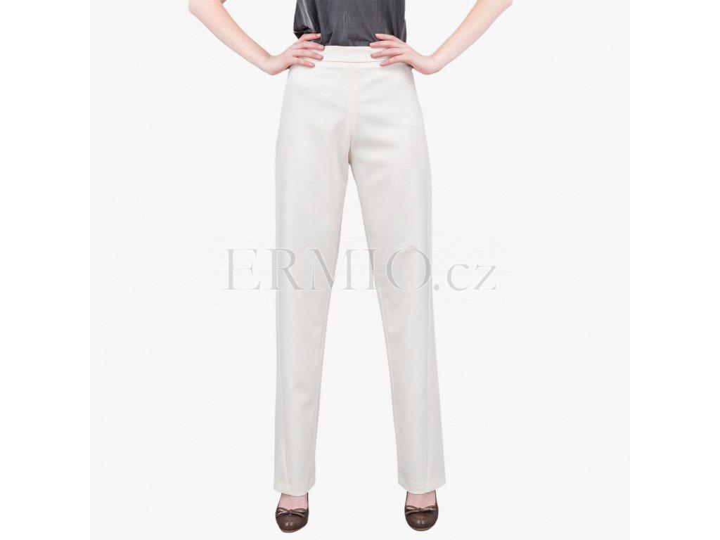 Luxusní Bílé kalhoty Armani Jeans v e-shopu   Ermio Fashion 9135f0e2c5