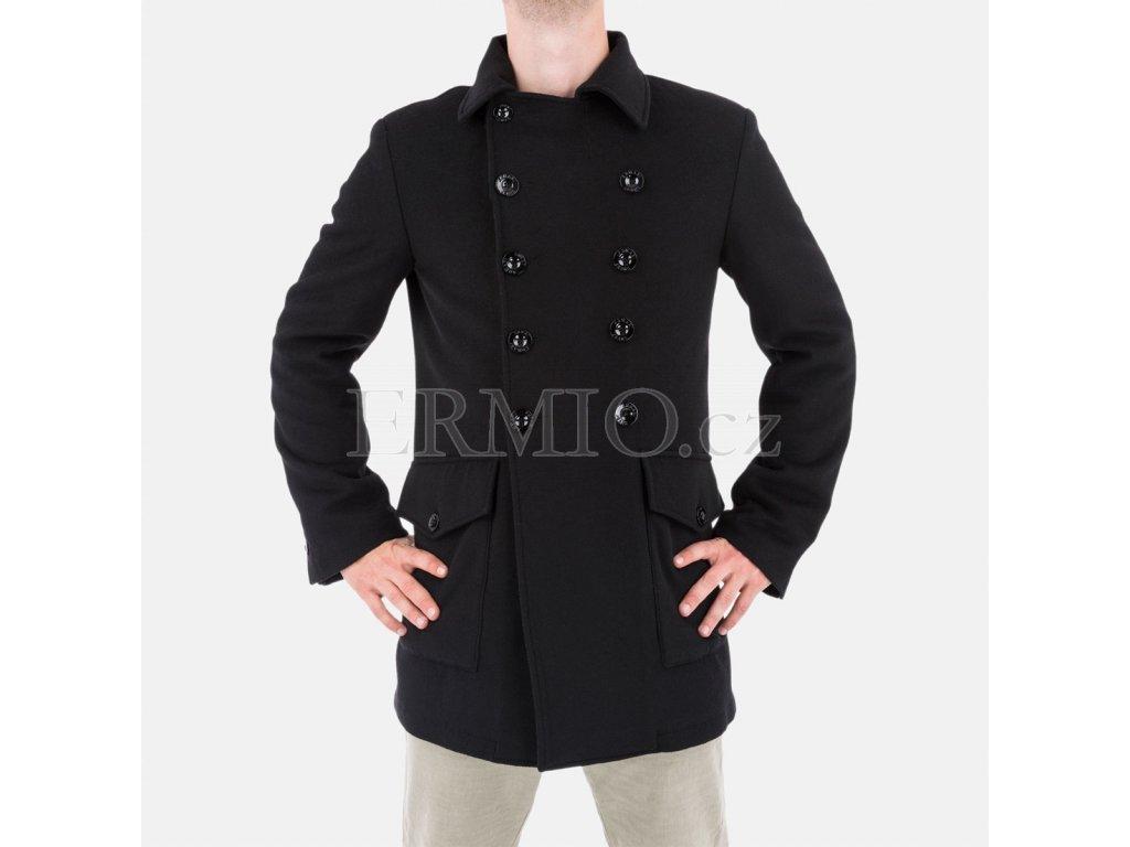 Kabát Armani černý