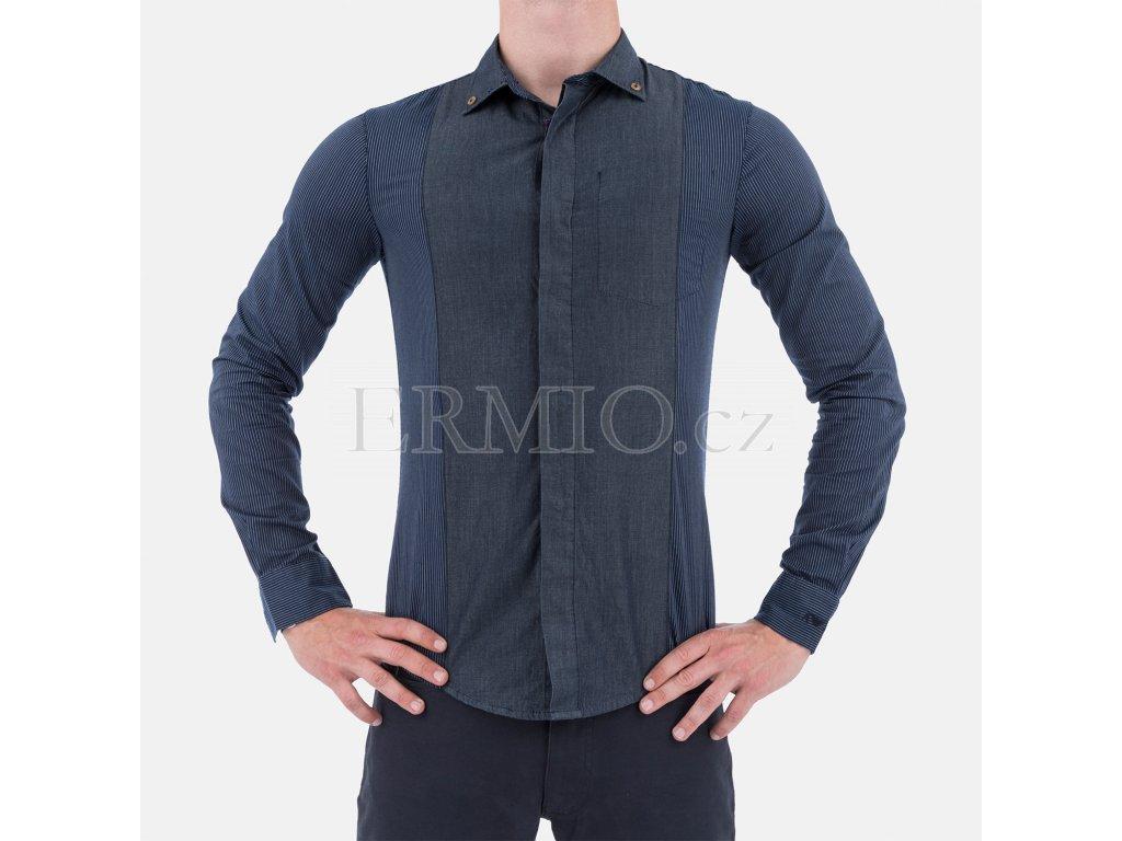 87ac41aa2b3 Pánské značkové luxusní oblečení Armani