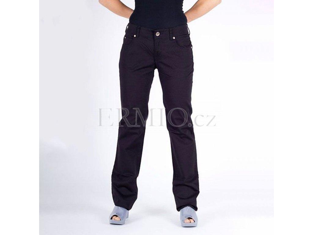Značkové dámské džíny Armani černé
