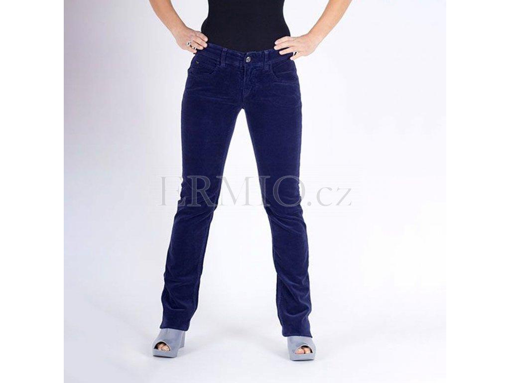 Značkové dámské šemišové džíny Armani