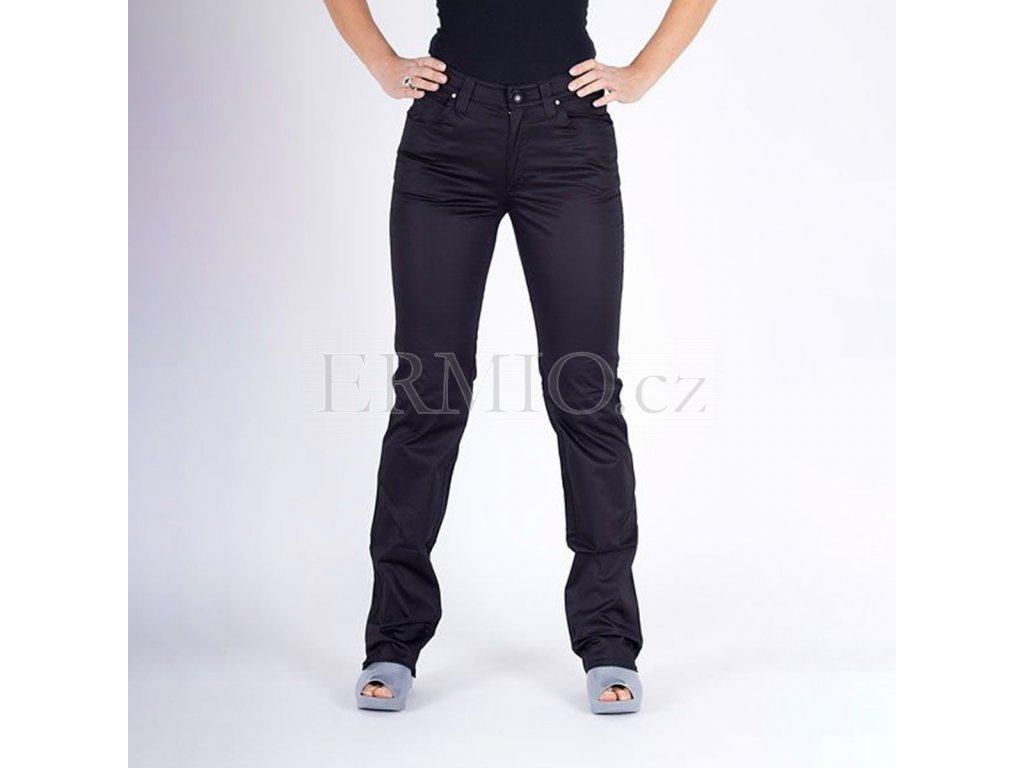 Dámské luxusní džíny Armani černé