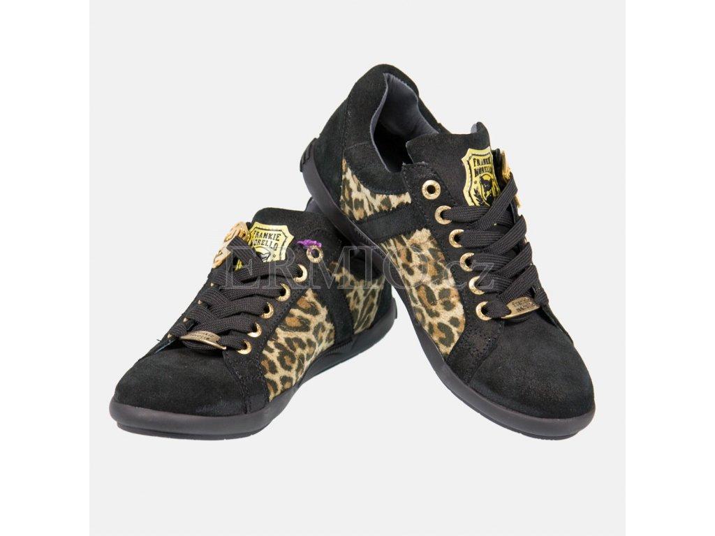 Luxusní dámské boty Frankie Morello