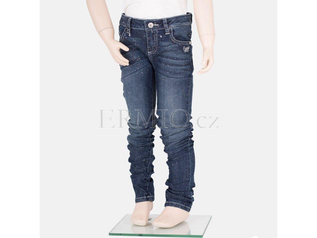 Krásné modré džíny Guess