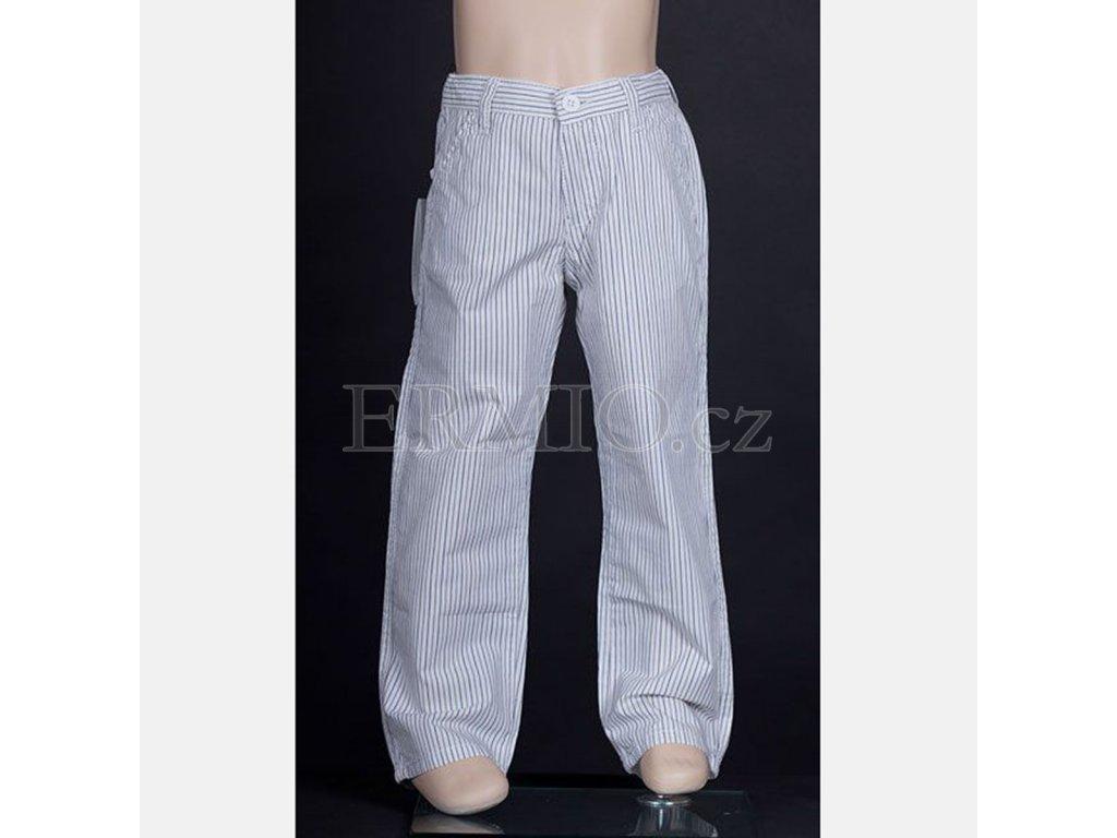 Značkové dětské kalhoty Armani
