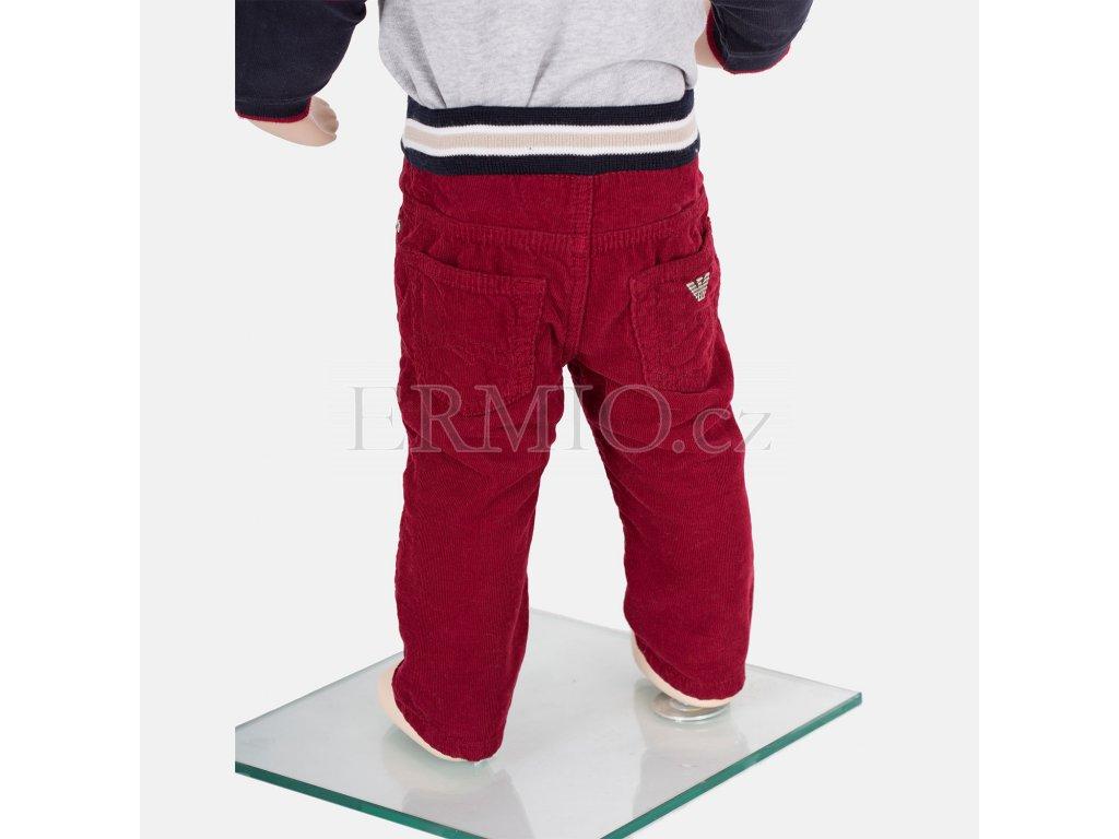 Krásné červené kalhoty Armani Baby · Krásné červené kalhoty Armani Baby ... abd8ae3faf