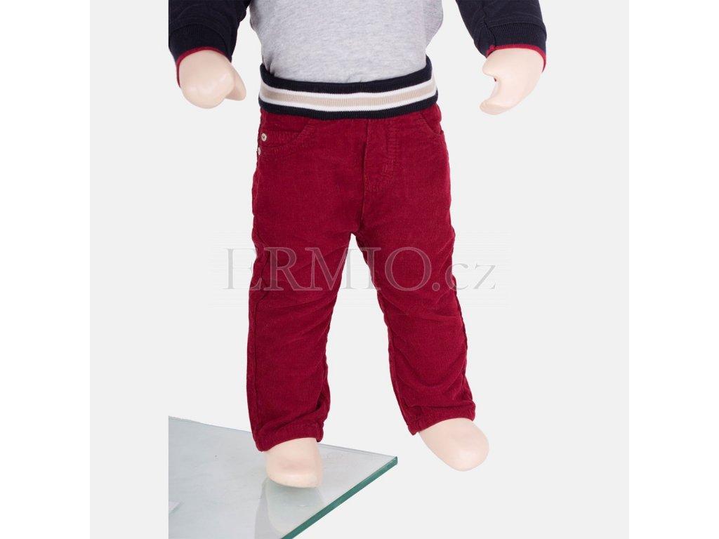 Luxusní Krásné červené kalhoty Armani Baby v e-shopu   Ermio Fashion 99697b56fd