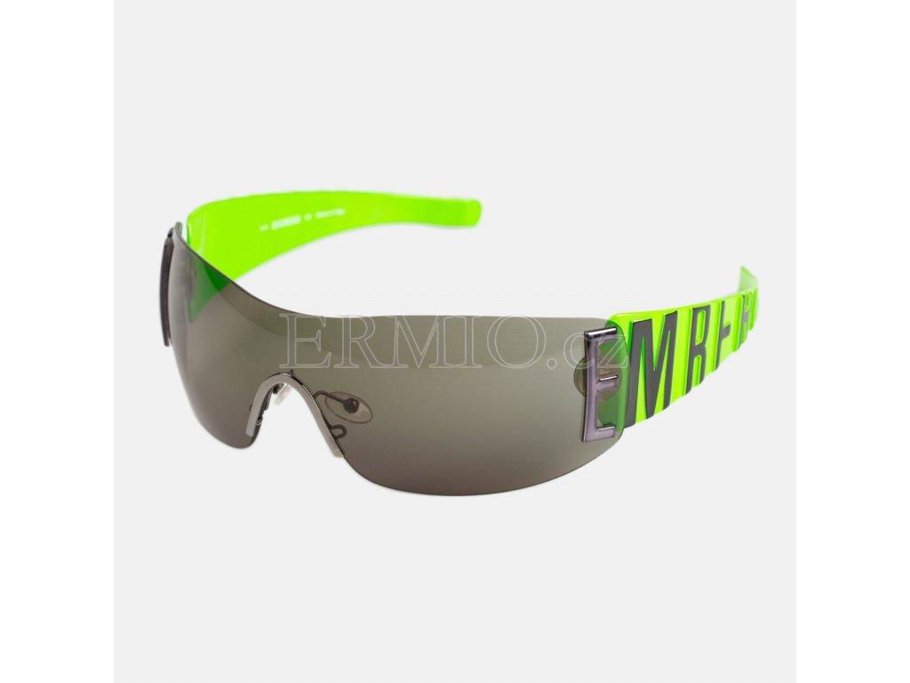 Luxusní brýle Bikkembergs zelené
