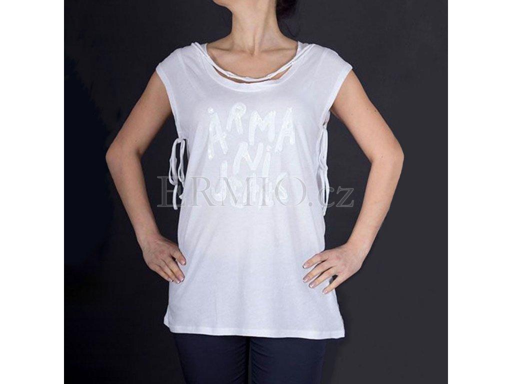 Elegantní dámské tričko Armani