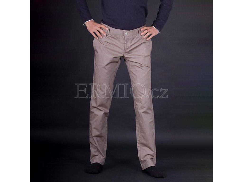 Pánské kalhoty D&G hnědé
