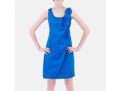 Krásné letní šaty Moschino modré