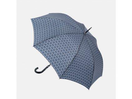 Velký modrý deštník GF Ferre