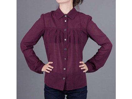 40e7798eeae Dámské značkové luxusní košile Armani
