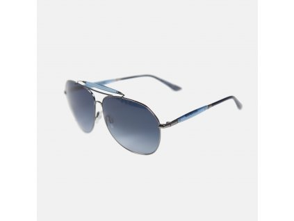 Krásné brýle John Galliano aviator modré
