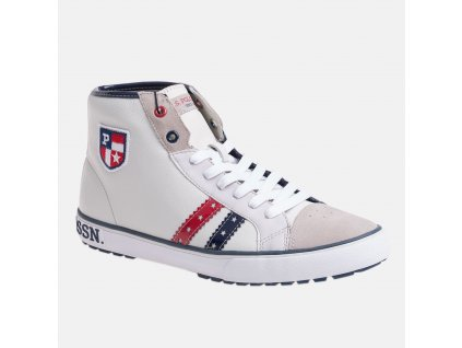 Bílé boty US POLO