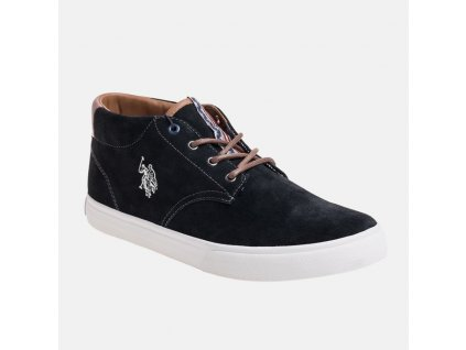 Pánská obuv US POLO šemíšová
