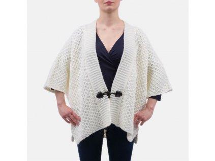 Dámský bílý svetr GAUDÍ