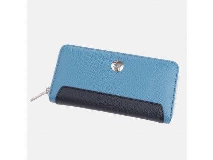 Dámská modrá peněženka Armani Jeans
