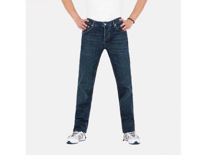 Krásné tmavě modré džíny Just Cavalli