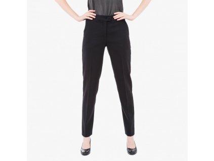 Černé kalhoty Armani Jeans